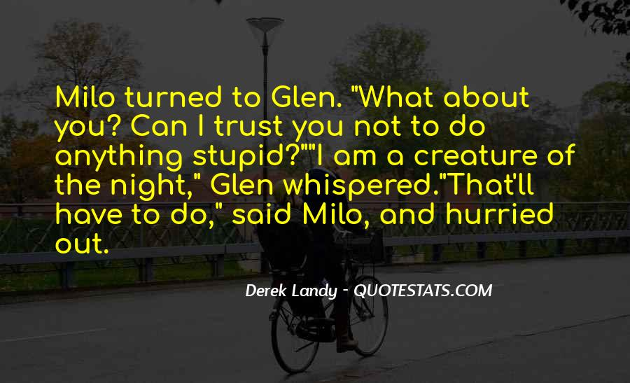 Quotes About Trust In The Road #451403