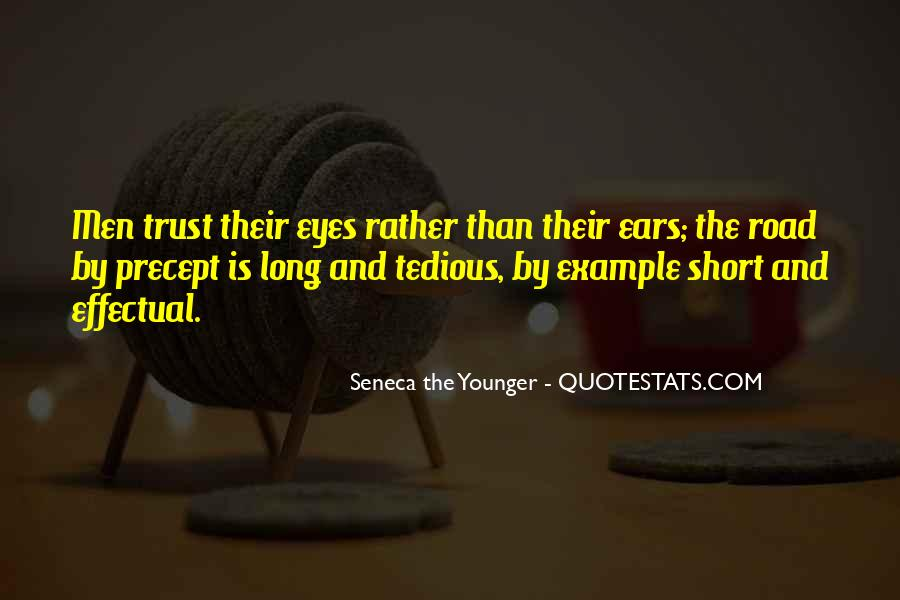 Quotes About Trust In The Road #734323