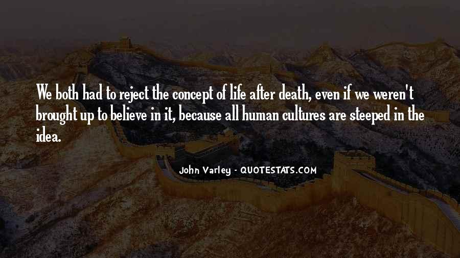 Quotes About Life Goes On After Death #151005