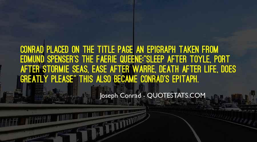 Quotes About Life Goes On After Death #34102