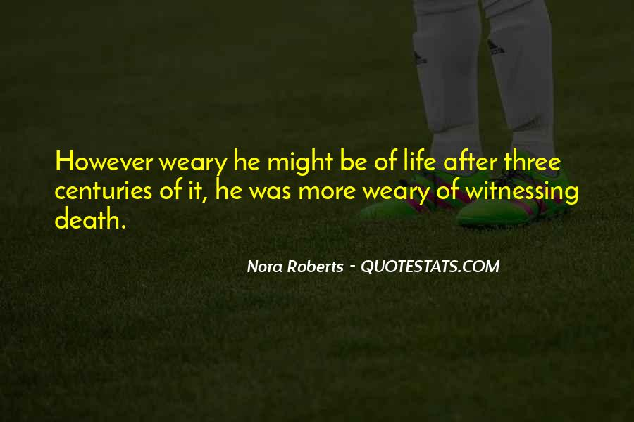 Quotes About Life Goes On After Death #57290
