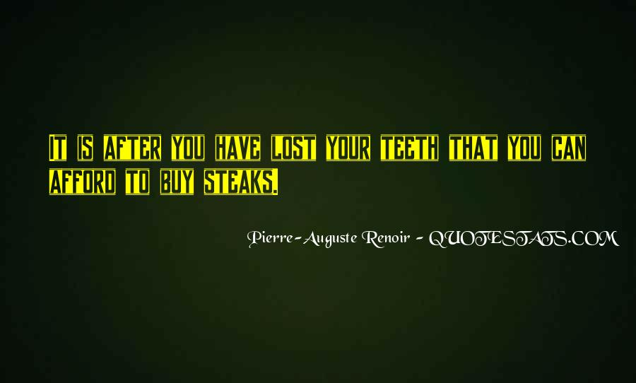 Quotes About Steak #156874