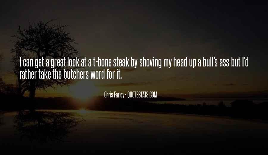 Quotes About Steak #159101