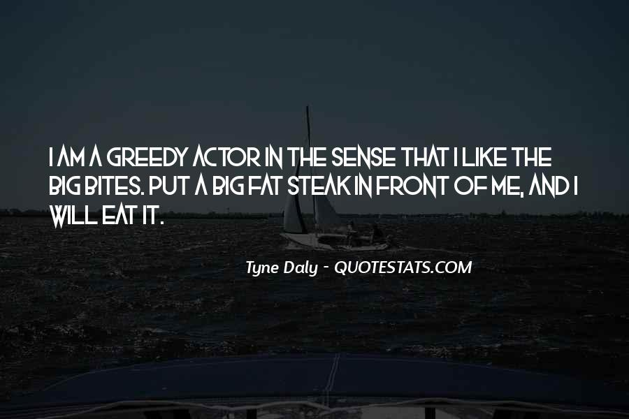 Quotes About Steak #179273