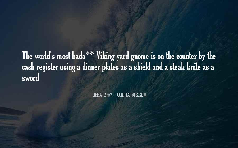 Quotes About Steak #209995