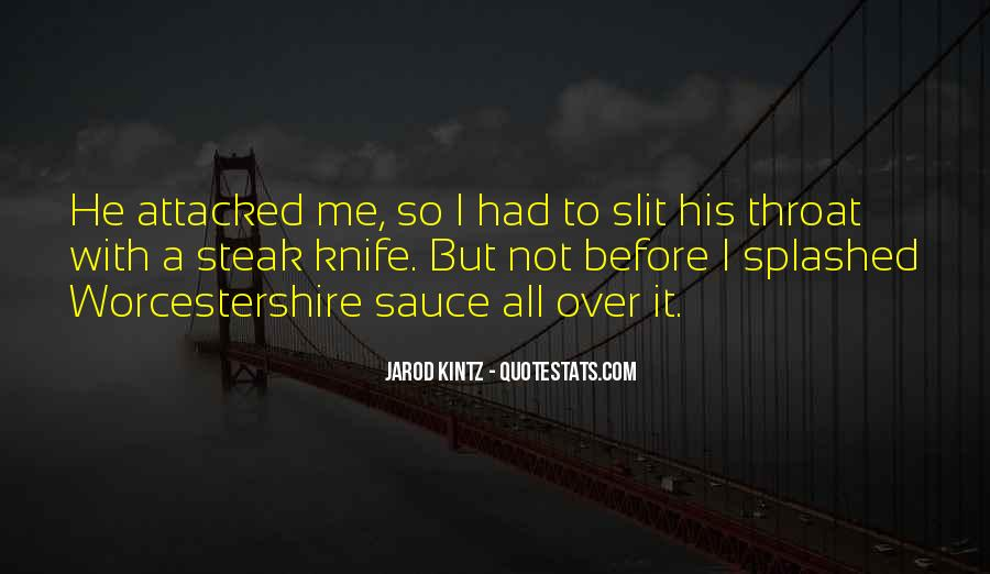 Quotes About Steak #217306