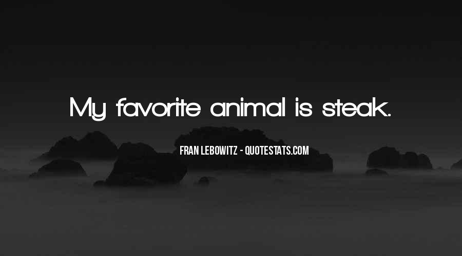 Quotes About Steak #265829