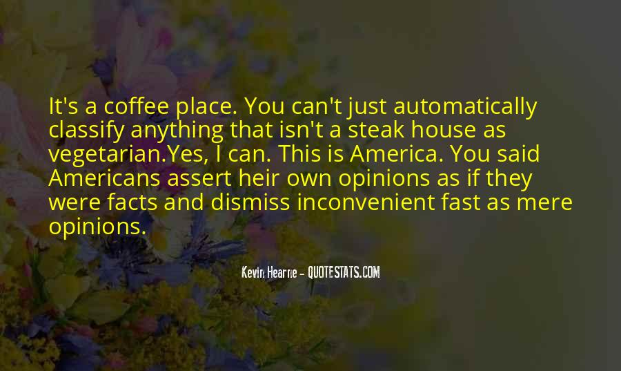 Quotes About Steak #306536