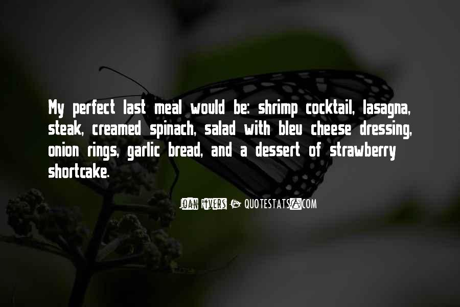 Quotes About Steak #358513