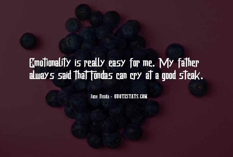 Quotes About Steak #393515