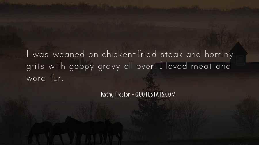 Quotes About Steak #412741