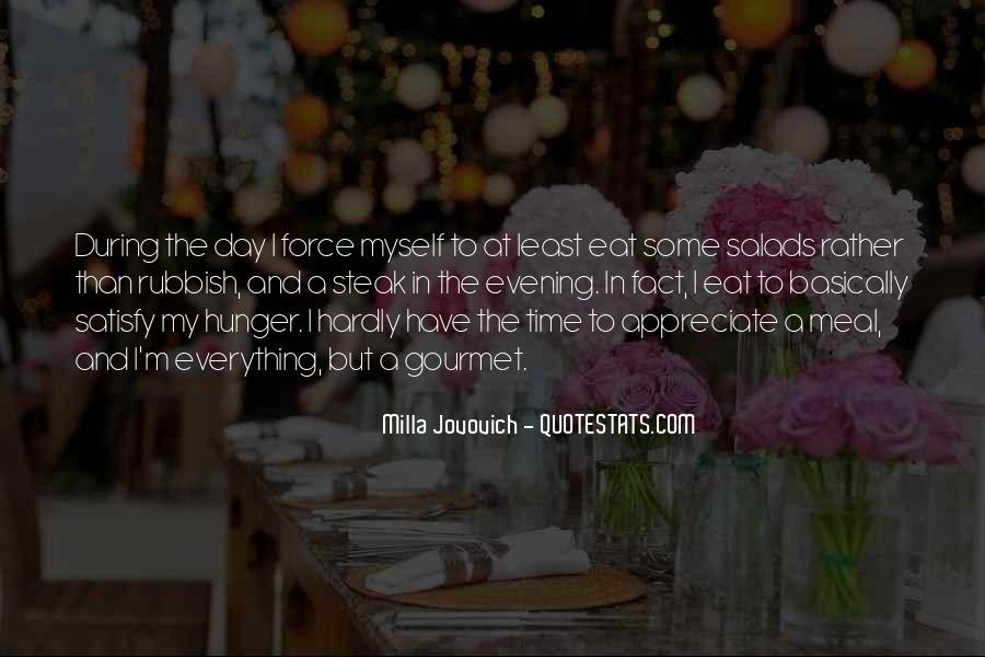 Quotes About Steak #429703
