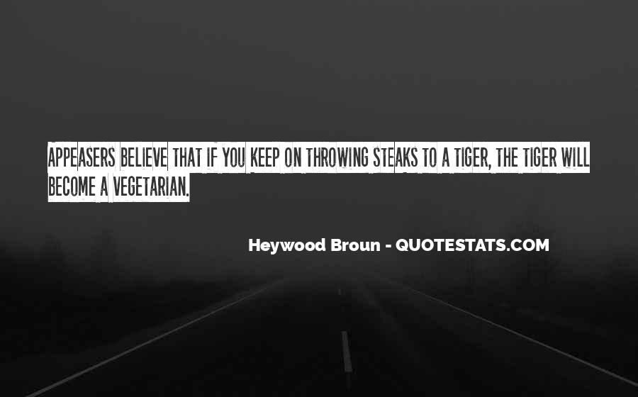 Quotes About Steak #458653