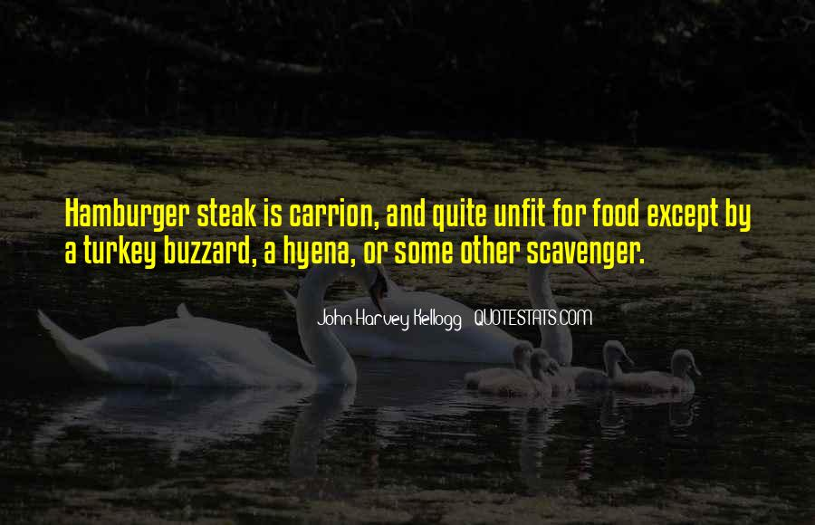 Quotes About Steak #465524