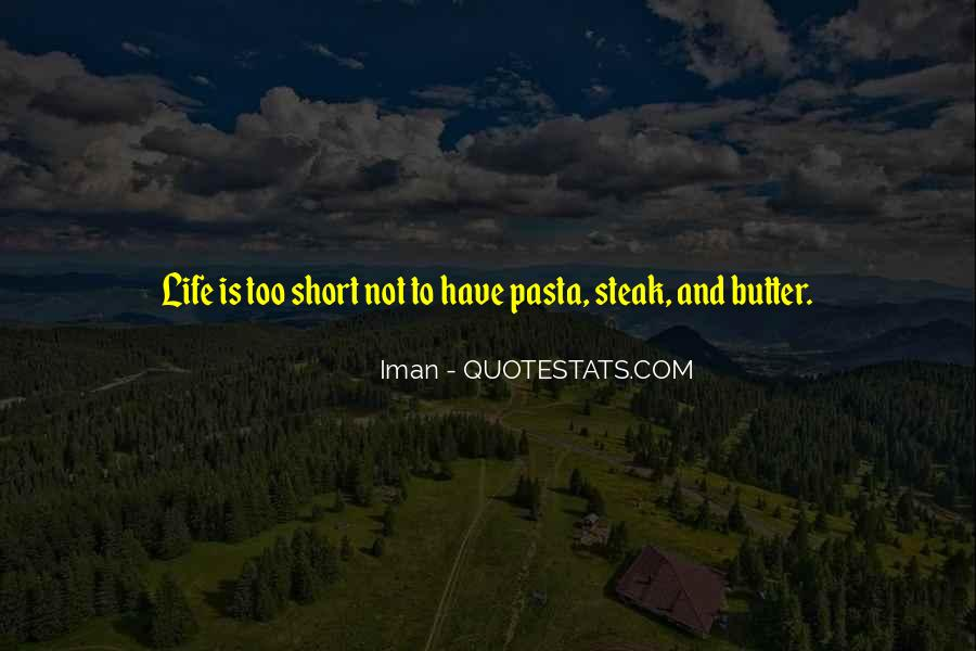 Quotes About Steak #509406
