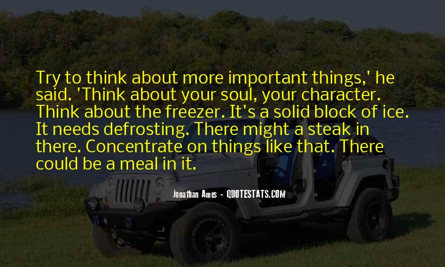 Quotes About Steak #554100