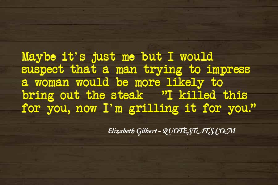 Quotes About Steak #56074