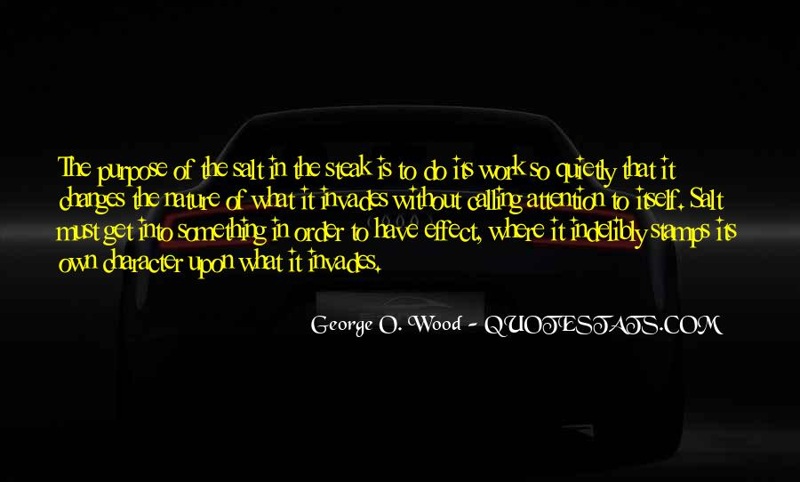 Quotes About Steak #631334