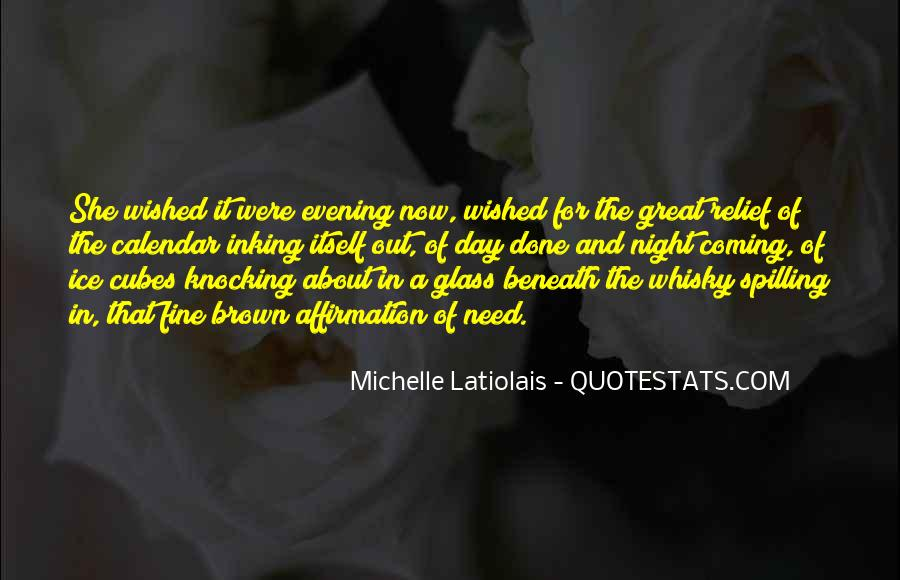 Quotes About Whisky And Love #1352509