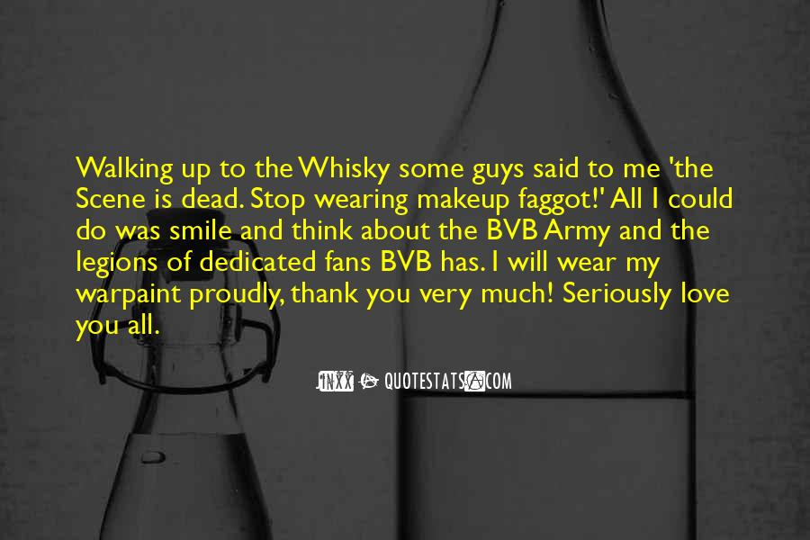 Quotes About Whisky And Love #385231