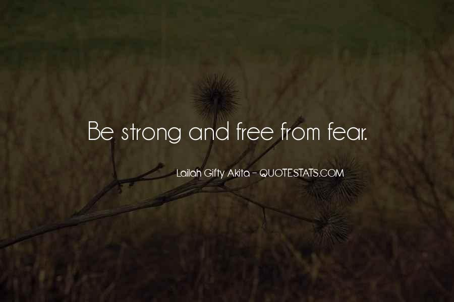 Quotes About Faith And Hope And Strength #1764372