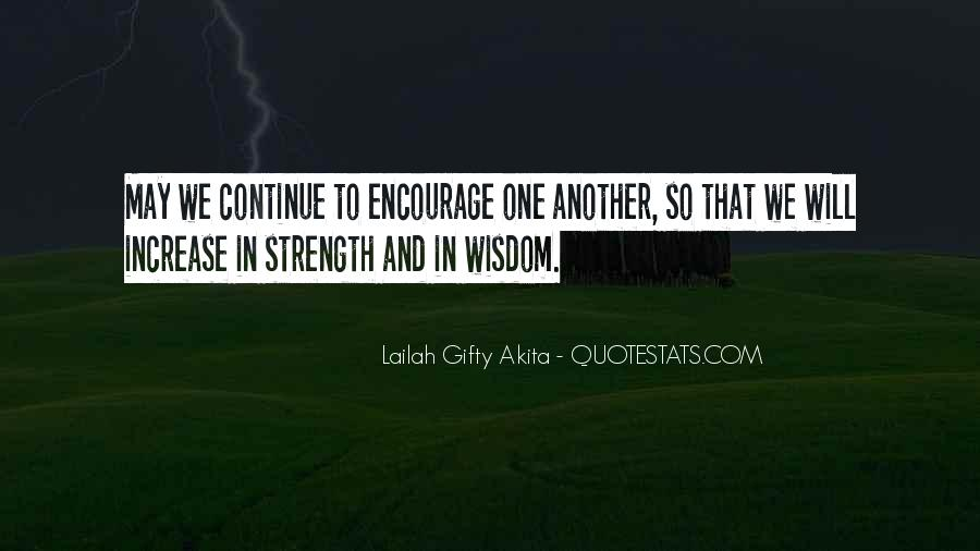 Quotes About Faith And Hope And Strength #927884