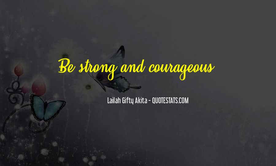 Quotes About Faith And Hope And Strength #946035
