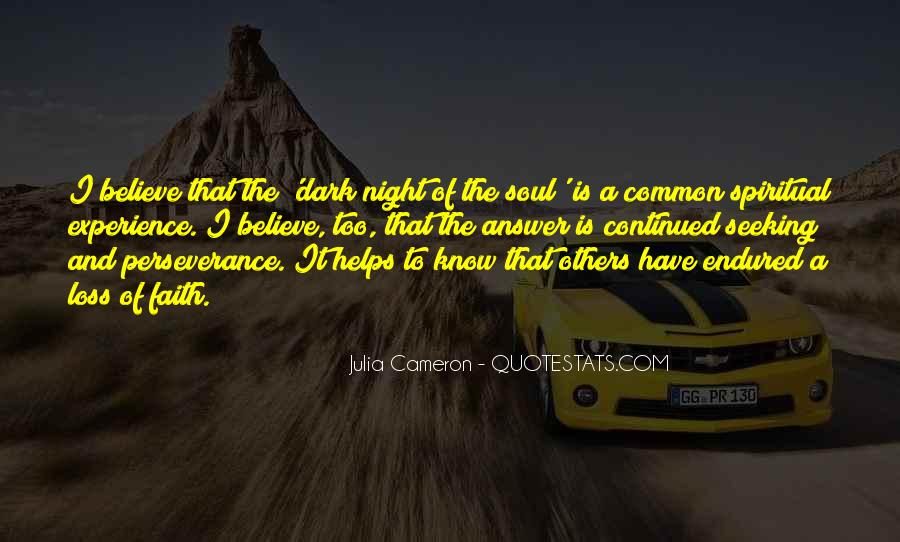 Quotes About Loss Of Faith In Night #1408005
