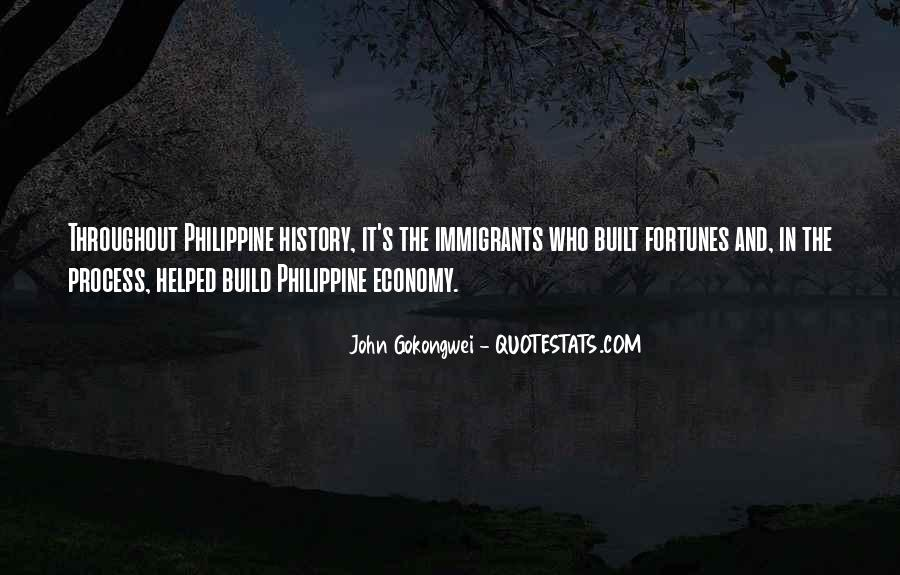 Quotes About Philippine History #1146559