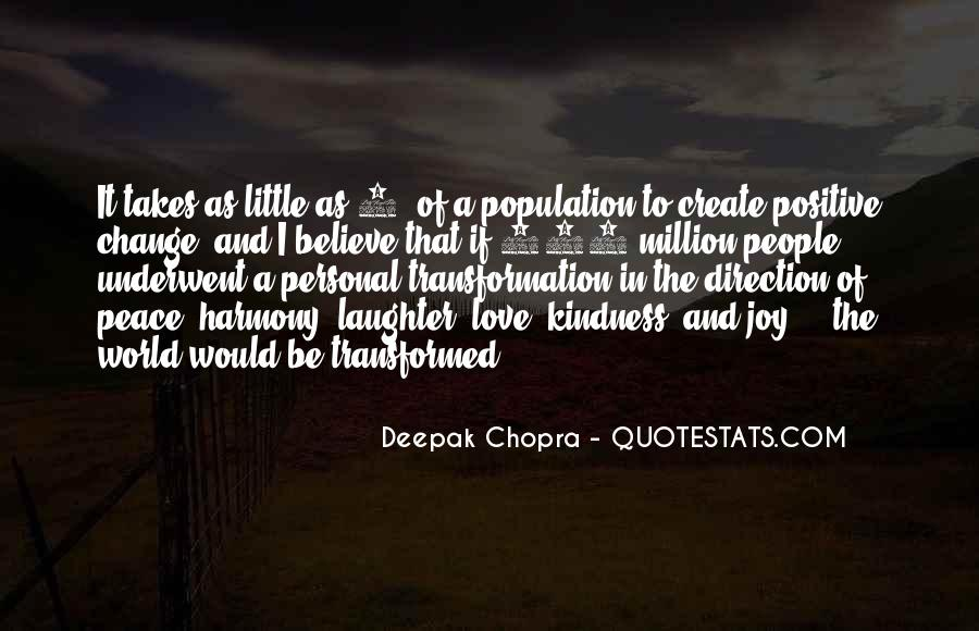 Quotes About Love And Peace In The World #1029371