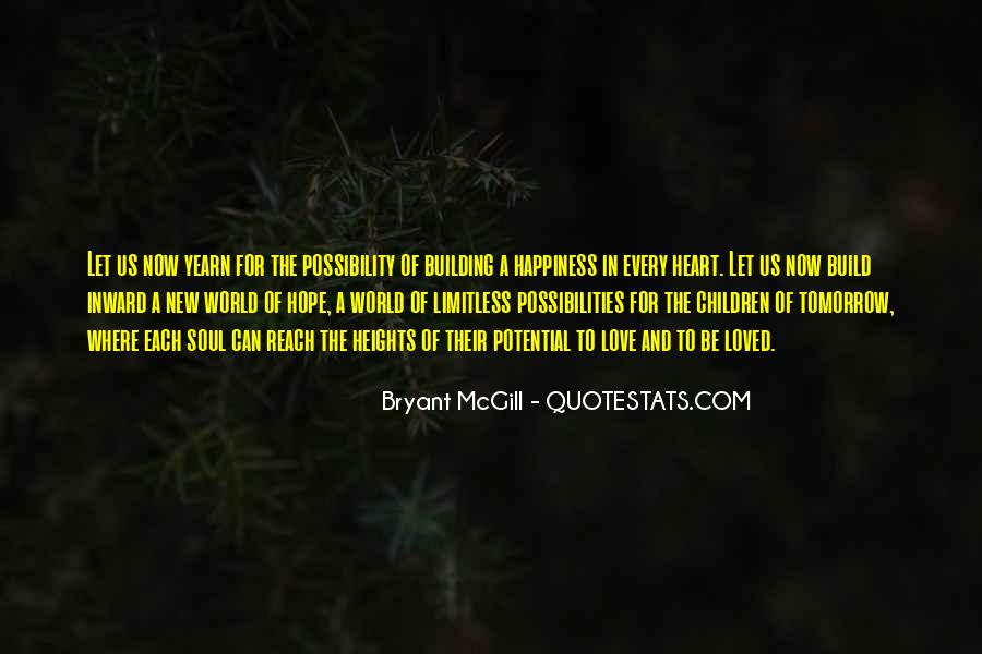 Quotes About Love And Peace In The World #1262242