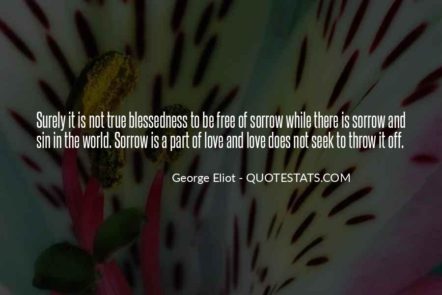 Quotes About Love And Peace In The World #1375557