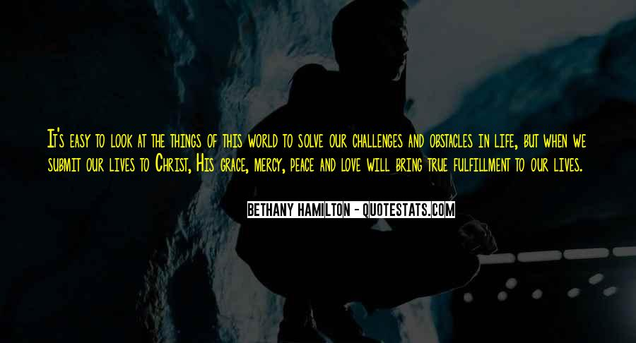 Quotes About Love And Peace In The World #1628754