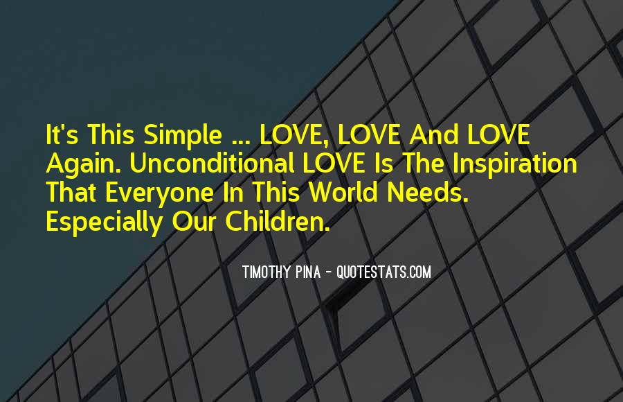 Quotes About Love And Peace In The World #300074