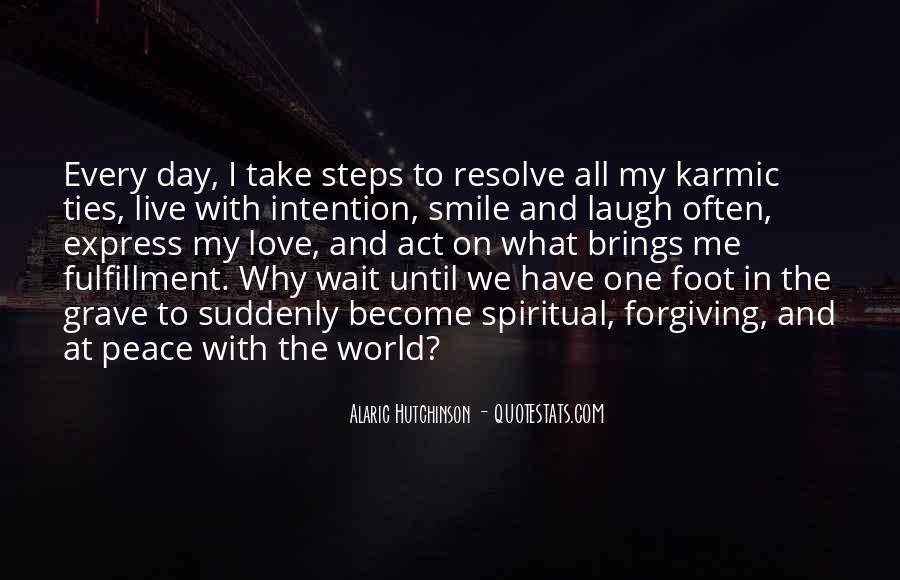 Quotes About Love And Peace In The World #430243
