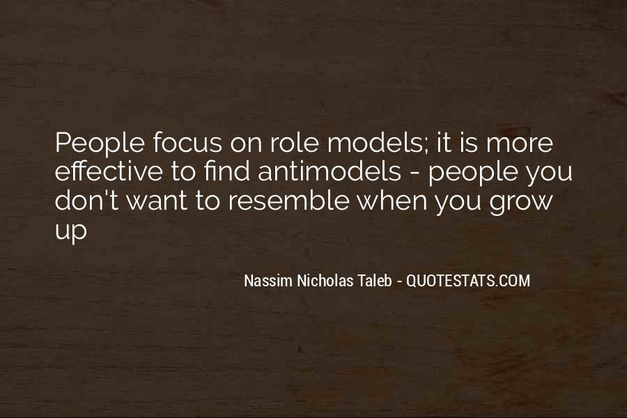 Quotes About Focus In Sports #1234187