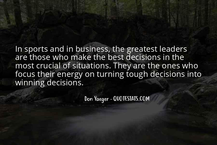 Quotes About Focus In Sports #993545