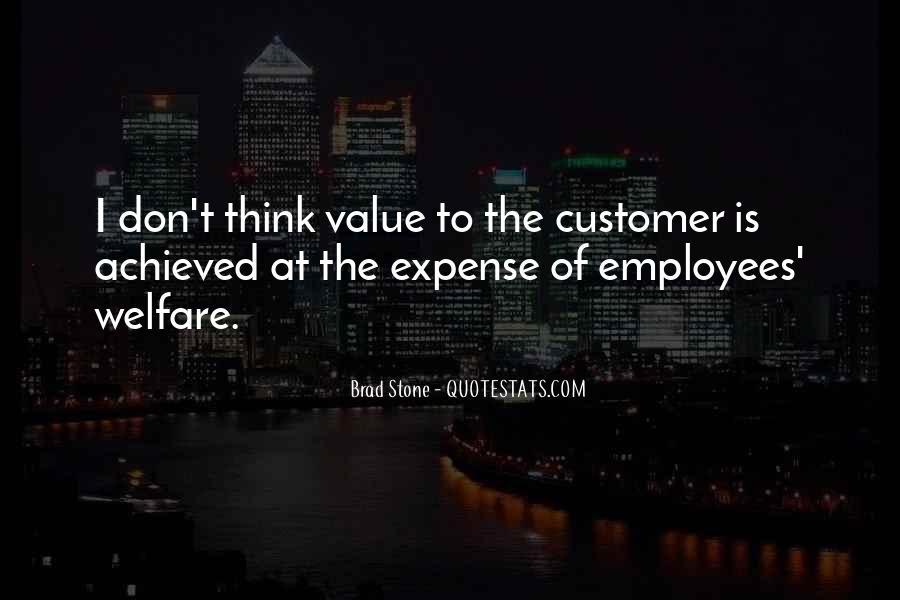 Quotes About Employees Value #1200664