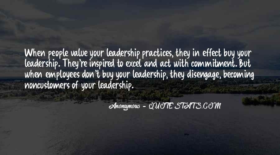 Quotes About Employees Value #1541762