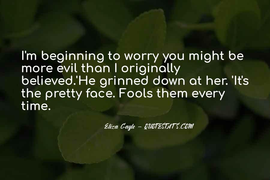 Quotes About Doing Nothing In The Face Of Evil #290793