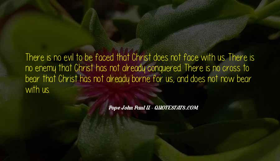 Quotes About Doing Nothing In The Face Of Evil #484490