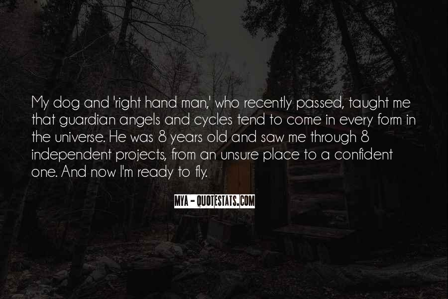 Quotes About A Dog That Has Passed #1734982