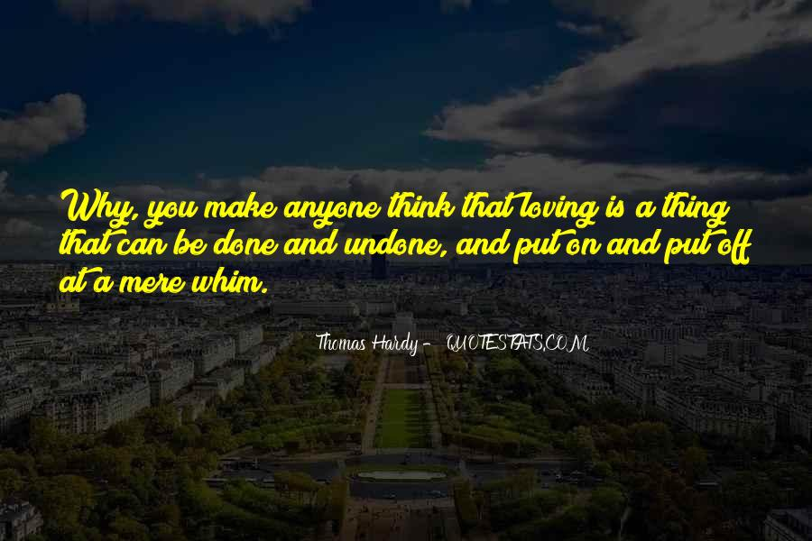 Quotes About Hardy #156314