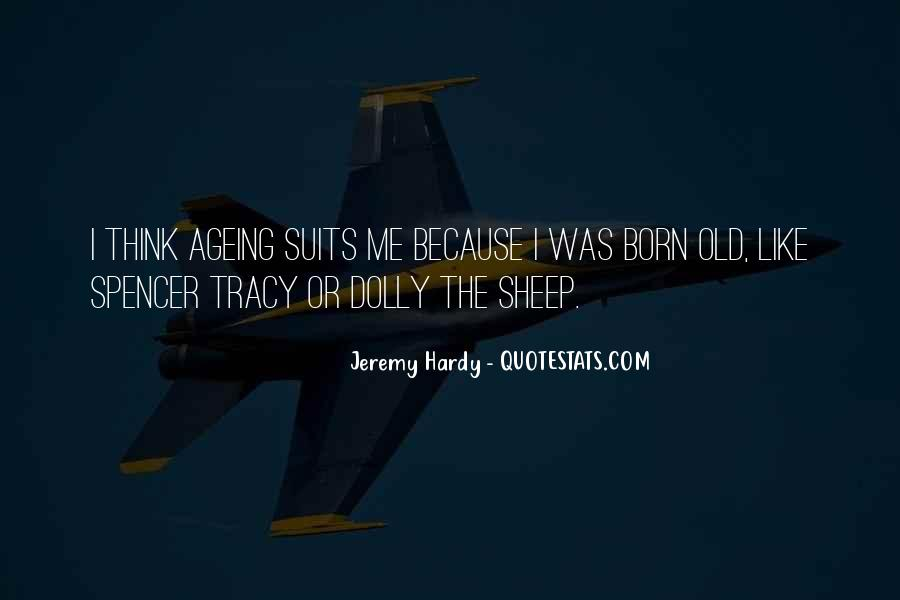 Quotes About Hardy #16355