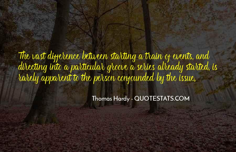 Quotes About Hardy #164368