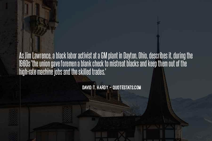 Quotes About Hardy #167271
