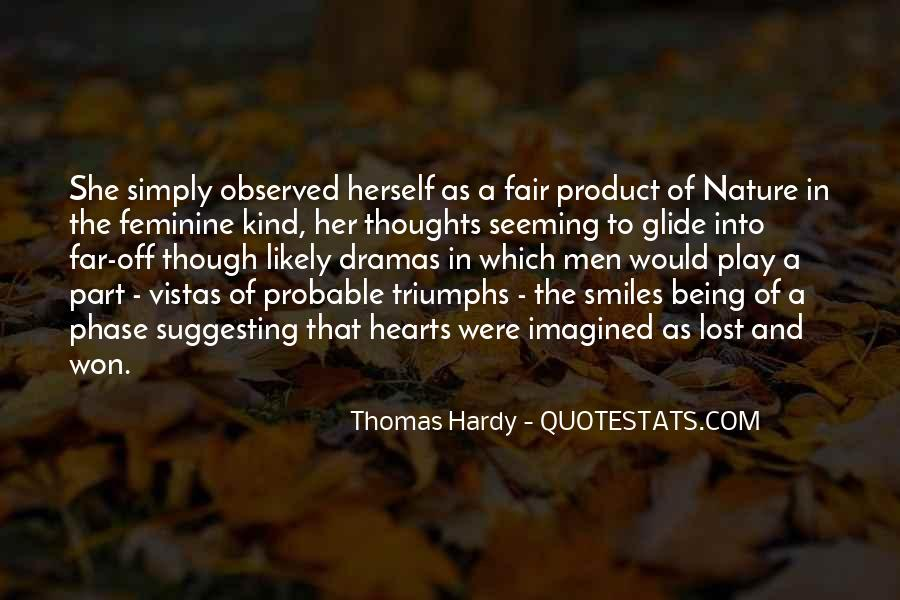 Quotes About Hardy #27993
