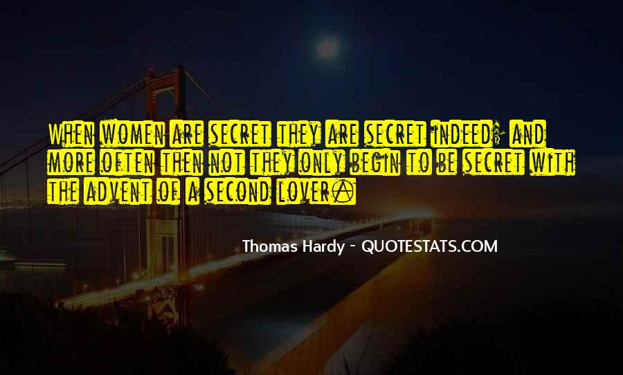 Quotes About Hardy #58930