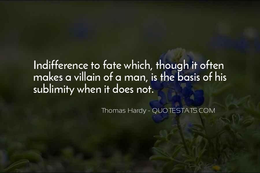 Quotes About Hardy #86265