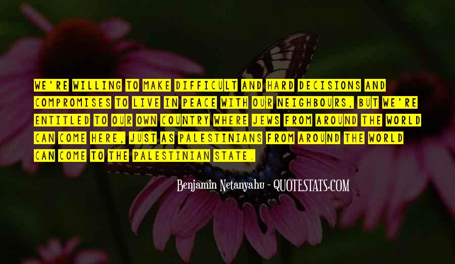 Quotes About Peace Around The World #1227810
